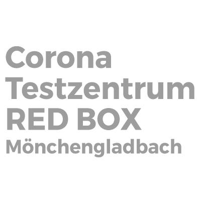 Corona Testzentrum in der Redbox